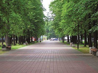ярославль Первомайский бульвар