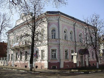 ярославль Музей истории Ярославля