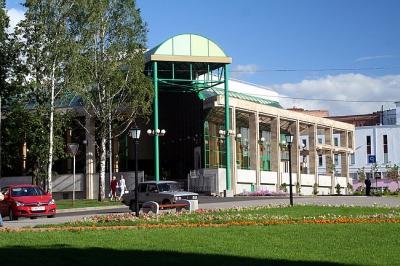 ижевск Музейно-выставочный комплекс имени Калашникова