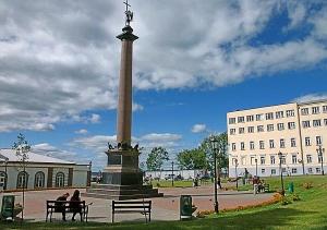 ижевск Михайловская колонна