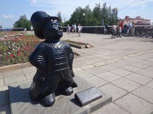 ижевск Памятник Ижику