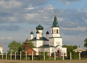 оренбург Храм Архангела Михаила