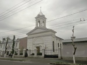 оренбург Храм Лоретанской Божией Матери