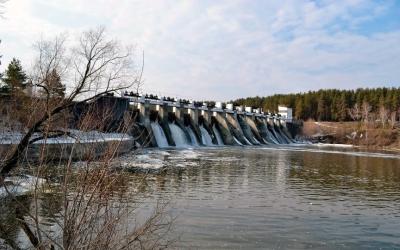 Сызранская ГЭС